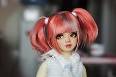 New Style! (✄Frappzilla) Tags: unoa lusis bjd doll abjd gentaro araki