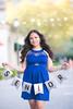 Senior Banner (tslclick) Tags: senior 2018 las vegas lake blue dress girl