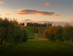The Gladiator home in Val D'Orcia, Tuscany (Explored) (Alona Azaria) Tags: gladiatorhome tuscany valdorcia