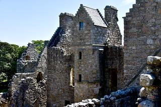 Tolquhon Castle est 15th Century - Aberdeen Scotland 2018