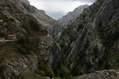 Day 7: Spectacular Cares gorge (Northern Adventures) Tags: adventure outdoor outdoors trip journey exploration autumn october november picosdeeuropa nationalpark hike hiking walk walking trek trekking backpacking wandering path footpath trail nature scenery scenic spain spanish