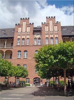 Berlin - Charité Campus Mitte