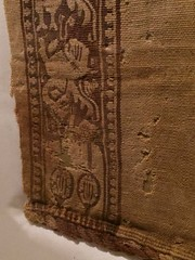 1-16 Codex and Craft at BGC (MsSusanB) Tags: tunic egyptian endband bard bgc bardgraduatecenter books codex codices craft ancientworld history technology