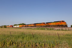 BNSF 4474 (milwe70) Tags: locomotive train railroad bnsfrailway