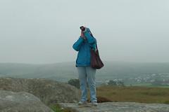 IMGP4643 (mattbuck4950) Tags: england unitedkingdom europe holidays lenssigma18250mm mum photosbymatt may mist cornwall photography camerapentaxk50 2018 holiday2018cornwall redruth carnbrea gbr