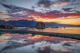 Another Stunning Eastern Sierra Sunset