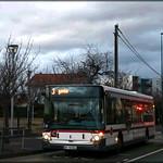 Heuliez Bus GX 327 - T2C (Transports en Commun Clermontois) n°708 thumbnail