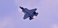 Master blaster... (Ian A Photography) Tags: aeroplanes aircraft airshow aviation duxford duxfordlegends fighters f35a lockheed lockheedmartin lightning nikon planes jets warplanes