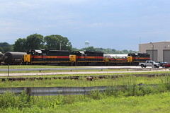 IAIS 710 (CC 8039) Tags: iais trains gp38 yard slug silvis illinois