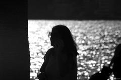Call my name (Loran de Cevinne) Tags: lorandecevinne contrejour elle she shadow noiretblanc noirblanc blackwhite blackandwhite people personne personnages var sanarysurmer mer méditerranée france