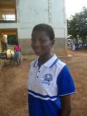 Completed - Marian 4 (Hanstoo) Tags: ghana black teenage girl beauty smile schoolgirl pretty intelligent clever