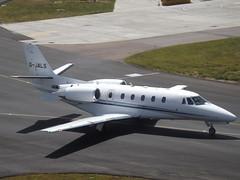 G-JALS Cessna Citation Excel 560XLS Air Charter Scotland Ltd (Aircaft @ Gloucestershire Airport By James) Tags: luton airport gjals cessna citation excel 560xls air charter scotland ltd bizjets eggw james lloyds