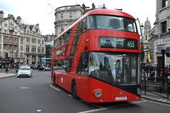 453 to Marylebone (afagen) Tags: london england uk unitedkingdom greatbritain westminster trafalgarsquare bus doubledeckerbus route453 marylebone favorite