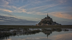 _DSC1875-HDR copy Explored (kaioyang) Tags: montsaintmichel normandy france reflections sony a7r2 voigtlander nokton 40mm f12