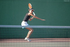 Marine Tirel (philippeguillot21) Tags: tennis filet net tournoi open tcd saintdenis sainteclotilde reunion france outremer tirel girl fille joueuse pixelistes nikon