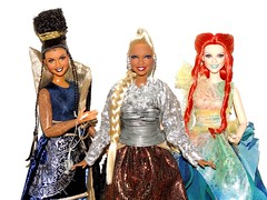 Become the light (meike__1995) Tags: barbie wrinkle time mattel collector dolls mrs who whatsit which