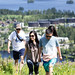 walking on Tahko hill 6-4