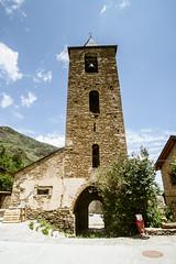 Torre de Sant Pere de Llessui (Fernando Two Two) Tags: llessui sort torre tower medieval churc iglesa esglesia chiesa santpere