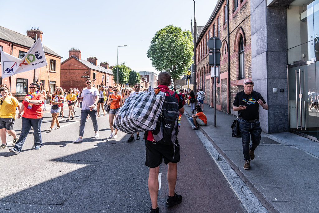 ABOUT SIXTY THOUSAND TOOK PART IN THE DUBLIN LGBTI+ PARADE TODAY[ SATURDAY 30 JUNE 2018]-141788