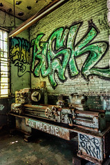"""Graffiti • <a style=""""font-size:0.8em;"""" href=""""http://www.flickr.com/photos/14696531@N04/42406112515/"""" target=""""_blank"""">View on Flickr</a>"""