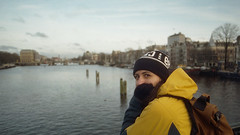 (Boris Asenov Kirov) Tags: amsterdam portrait kodak colorplus200 35mm 50mm nikonf90 f90 nikon