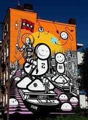The London Police mural (wojofoto) Tags: thelondonpolice mural amsterdam nederland netherland holland graffiti streetart wojofoto wolfgangjosten