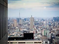 P411242520180411_720 (Large) (AMcUK) Tags: shinjukuku em10 omdem10 omdem10mkii em10mkii omd olympus olympusuk m43 micro43rds micro43 microfourthirds japan nippon tokyo shinjuku tocho tokyometropolitangovernmentbuilding observatory skyscraper tōkyōto jp