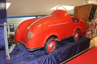 Children's dreams on wheels