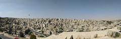 Panoramic Shot of Amman (david_e_waldron) Tags: jordan amman