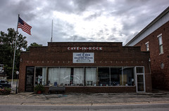 Cave In Rock, IL 02 (Christopher Elliot Taylor) Tags: smalltownamerica mainstreetusa outdoors building architecture travel tourism caveinrockillinois southernillinois illinois places canont1i affinityphoto