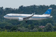 A320_KU177 (KWI-VIE)_9K-AKH_1 (VIE-Spotter) Tags: vienna vie airport airplane flugzeug flughafen planespotting wien