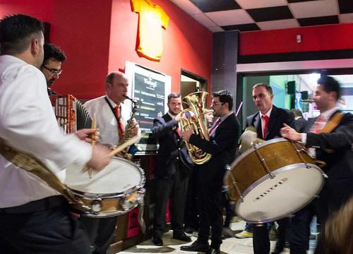 Corpo Bandistico Fabrica di Roma 🎷 #popolare 📷 di elisa bianchini ] ; ) ::\☮/>>http://www.elettrisonanti.net/galleria-fotografica#musica 🎥#elettritv💻📲 #popolare 🎺 #maestro @giovanniangelini #sottosuol