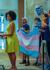 2018.07.17 #ProtectTransHealth Rally, Washington, DC USA 04702