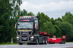 MAN TGX Euro6 33.640 XXL / Ziolkowski Transport (PL) (almostkenny) Tags: lkw truck camion ciężarówka man tgxeuro6 33640 hp500 xxl ziolkowskitransport convoiexeptionnel uitzonderlijkvervoer schwertransport trasportoeccezionale r1rst04
