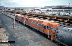 3549 DA1572 DA1571 34XF to Wickepin Midland 25 February 1983 (RailWA) Tags: railwa philmelling westrail 1983 da1572 da1571 34 xf wickepin midland