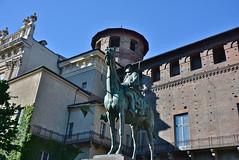 Turin, Italy (aljuarez) Tags: europa europe italia italien italy piemonte piamonte piémont piemont piedmont torino turin turín plaza piazza place square platz castello