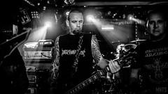 Voidhanger - live in Bielsko-Biała 2018 fot. MNTS Łukasz Miętka_-2