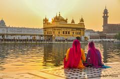 DSC_0845 (Ben Perek Photography) Tags: india punjab amritsar asia hindu sikh golden temple incredible beauty sunset sunrise sun gold piligrimage