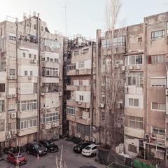 Jerusalem (bior) Tags: israel square fujifilmxpro2 xf16mmf14 jerusalem apartment dirty flat