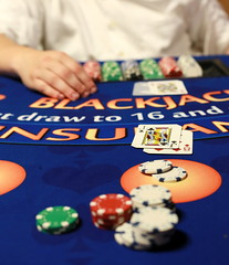 IMG_6221 (OldOnliner) Tags: bpl beloitpubliclibrary reeldeal fundraiser casinonight biff beloitinternationalfilmfestival blackjack gambling
