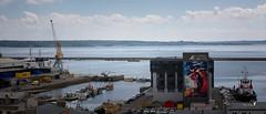 Brest port... (Patrice Le Roux) Tags: bzh brest bretagne finistère bateau mer port