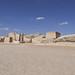 Pabellón real del complejo funerario de Djoser, Saqqara, Egipto