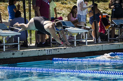 SONC SummerGames18 Tony Contini Photography_1237 (Special Olympics Northern California) Tags: 2018 summergames swimming swimmer athlete femaleathlete water dive specialolympics
