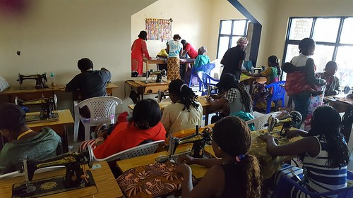 Solange Mapendo and Furaha House - Furaha House Women Empowerment Project in Goma/ DRC