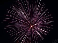 Pyro-Technicolor (Jersey JJ) Tags: pyro technicolor fireworks aerial burst colorful display celebration