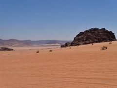 Wadi Rum (142) (pensivelaw1) Tags: jordan desert crags wadirum trains middleeast asia rockformations aqaba