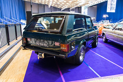 Range-Rover Classic by Alcom Devices - 1977 (Perico001) Tags: rangerover classic alcomdevices 1977 tuning spain kingjuancarlos espana spanje 4x4 4wd awd allrad allwheeldrive allterrain offroad landrover solihull engeland england uk unitedkingdom greatbritain grootbrittannië auto automobil automobile automobiles car voiture vehicle véhicule wagen pkw automotive autoshow autosalon motorshow carshow ausstellung exhibition exposition expo verkehrausstellung duitsland germany deutschland allemange essen messeessen nikon df 2018 oldtimerbeurs oldtimer klassiker coys auction