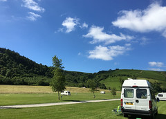 Photo of 20180622 Campervan  FForest Fields Near Builth Wells Powys Wales