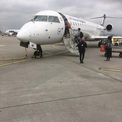 """Lufthansa Cityline Flight LH1201 from EuroAirport Basel Mulhouse Freiburg (BSL) to Frankfurt Rhein-Main (FRA) (Canadair CRJ-900 / D-ACNF """"Montabaur"""" / economy class) (Loeffle) Tags: 062018 france frankfurt deutschland germany allemagne switzerland suisse schweiz flug flight euroairport baselmulhousefreiburg basel freiburg mulhouse rheinmain frankfurtrheinmain fra bsl lufthansa lufthansacityline lh lh1201 canadair crj900 canadaircrj900 dacnf montabaur economyclass"""