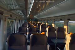 22248 interior, The Curragh, 26/6/18 (hurricanemk1c) Tags: railways railway train trains irish rail irishrail iarnród éireann iarnródéireann kildare 2018 22000 rotem icr rok 3pce 22048 22248 interior 2100heustoncork